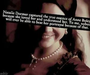 anne boleyn, henry, and Natalie Dormer image