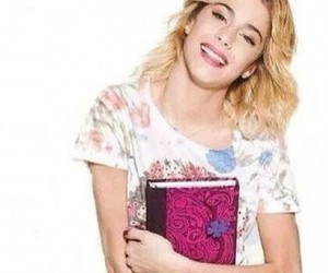 ♥, violetta, and martina stoessel image