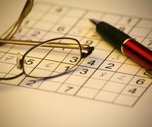 chill, game, and sudoku image