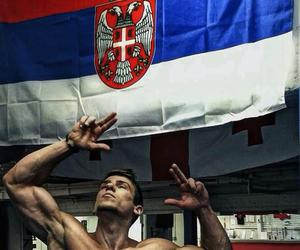 motivation and Serbia image