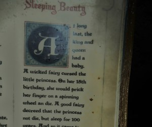 book, sleeping beauty, and disney image