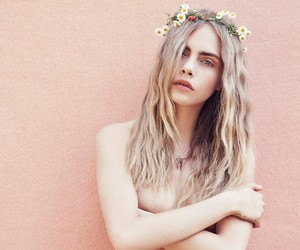 cara, model, and delevingne image