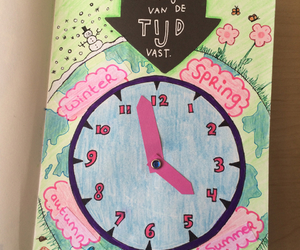 time, wreck this journal, and WTJ image