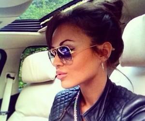 beauty, luxury, and sunglasses image
