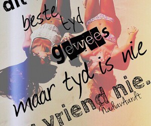 afrikaans, vriend, and beste image
