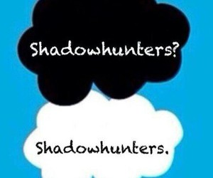 pic, shadowhunters, and love image
