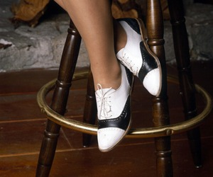 audrey, Audrey Horne, and shoes image