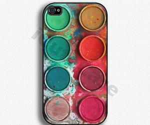 iphone, case, and art image
