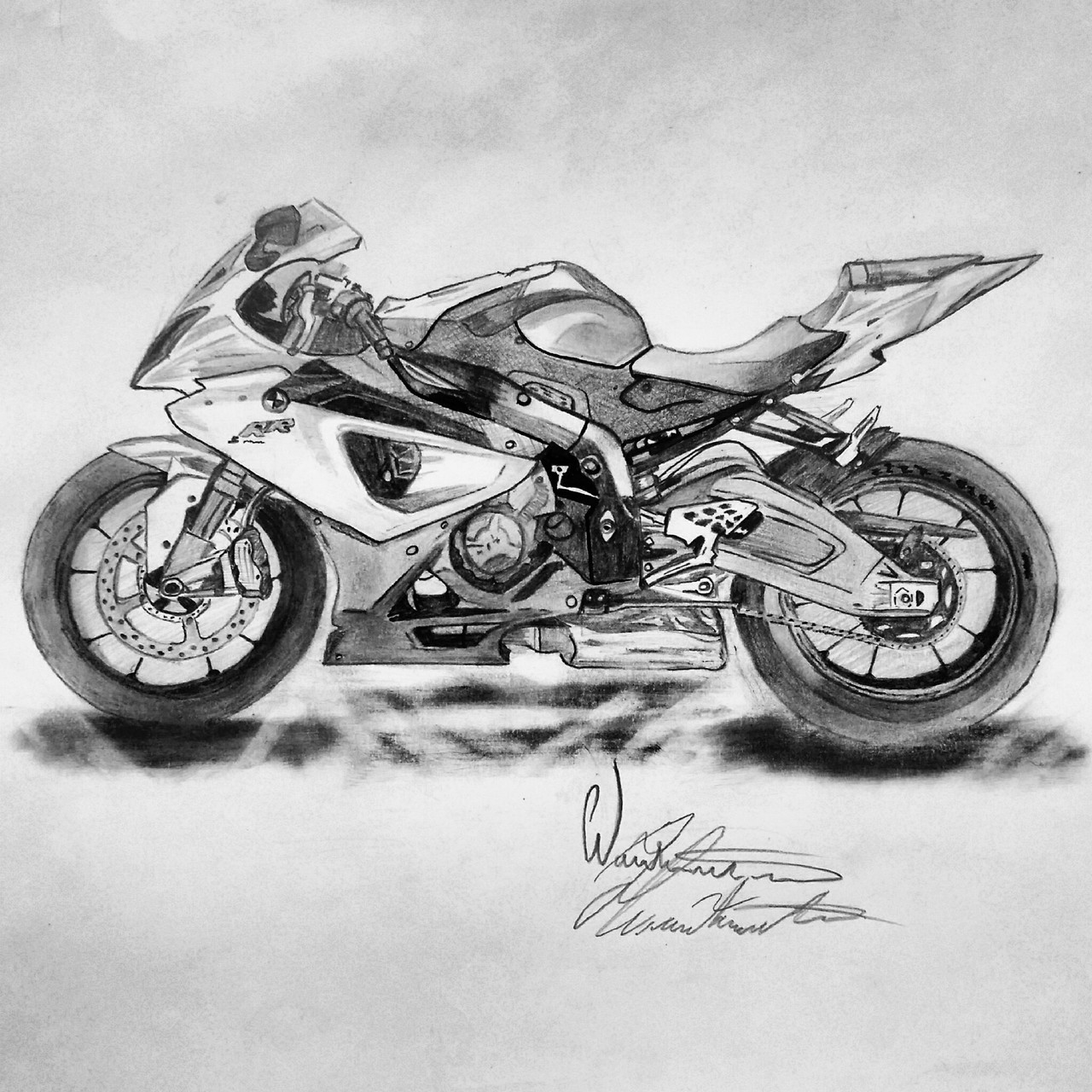 Bmw S1000rr Uploaded By Waldee On We Heart It