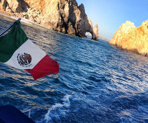 beach, mexico, and mexican image