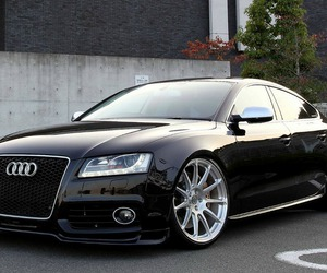 audi, black, and happiness image