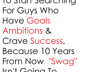 swag, quote, and ambition image