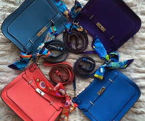 bag, Couture, and hermes image
