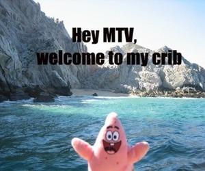 mtv, patrick, and crib image