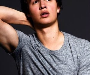 ansel elgort, Hot, and tfios image