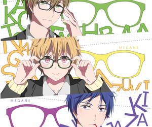 anime, nagisa, and eternal summer image