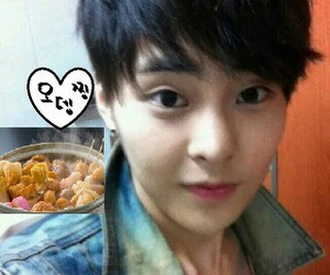 xiumin, exo, and kpop image