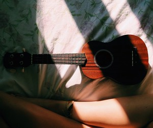 guitar, guittar, and indie image