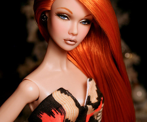 barbie, beauty, and girls image