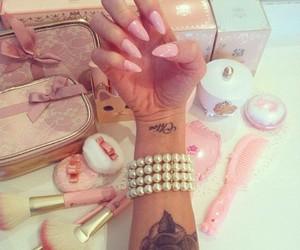 girly, kawaii, and makeup image