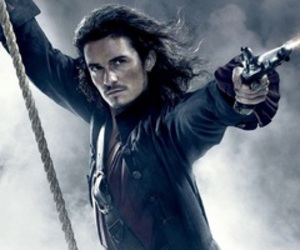 orlando bloom, will turner, and pirates of the caribbean image