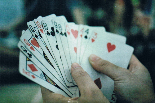 cards, grunge, and hipster image