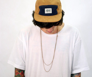 boy, fashion, and obey image
