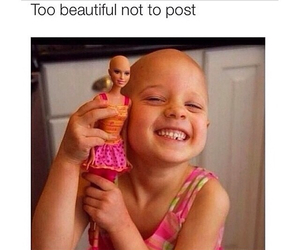 beautiful, barbie, and cancer image