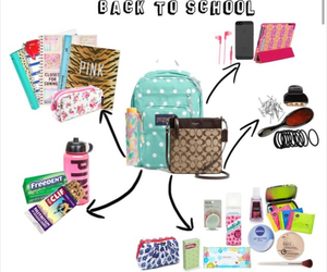 backpack, 2014, and friends image