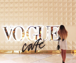 vogue, fashion, and girl image