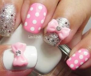 nail design, nail art, and nail polish image