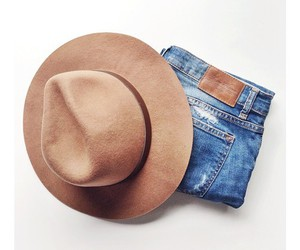 hat, fashion, and style image