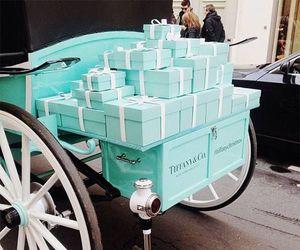 tiffany, blue, and Tiffany & Co. image