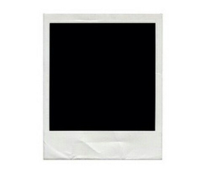 black, overlay, and polaroid image