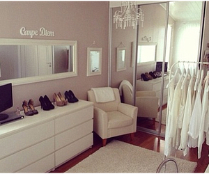room, clothes, and shoes image