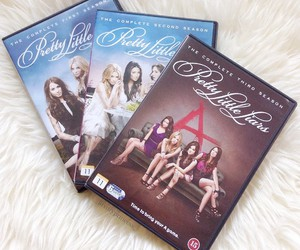 pretty little liars and a image