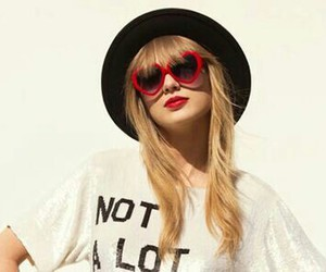 22, red, and Taylor Swift image