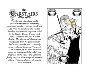 carstairs, themortalinstruments, and theinfernaldevices image