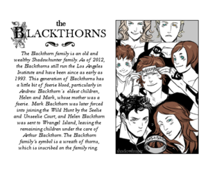 blackthorn, themortalinstruments, and theinfernaldevices image