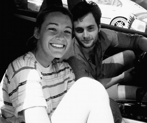 gossip girl, blake lively, and Penn Badgley image