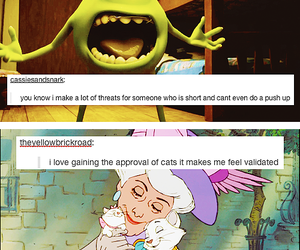 disney, lol, and quotes image