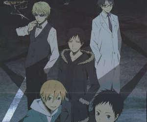 boys, mikado, and durarara!! image