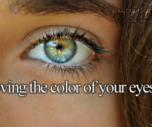 eyes and just girly things image