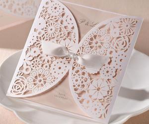 bride, creative, and groom image