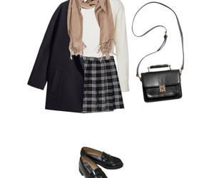 dark, fashion, and Polyvore image