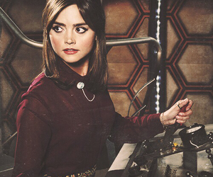 doctor who, jenna-louise coleman, and clara oswald image