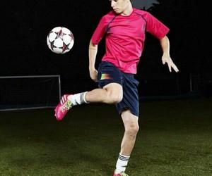ballon, brasil, and football image