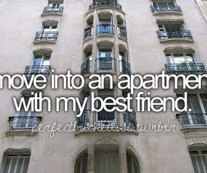 apartment, best friends, and friends image