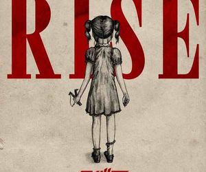 skillet, rise, and music image
