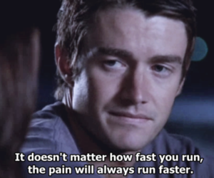 one tree hill and pain image